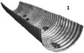 HALF ROUND PIPE (CSP, CASP, CAP)