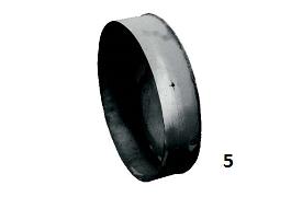 5. BONNET STYLE END CAP OR COVER