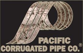 Pacific Corrugated Pipe Company Logo